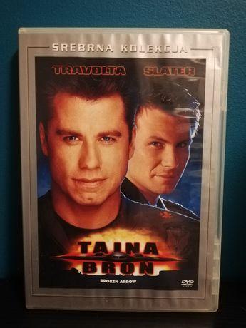 Tajna broń DVD srebrna kolekcja