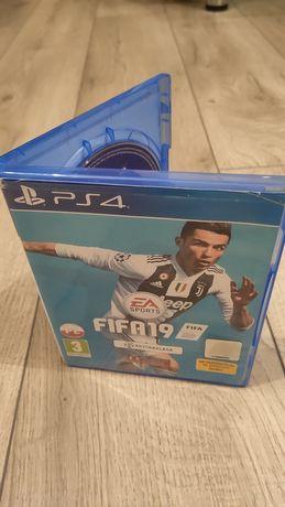 FIFA 19 PS4 idealny stan