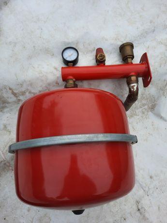 Zbiornik ciśnieniowy kpl