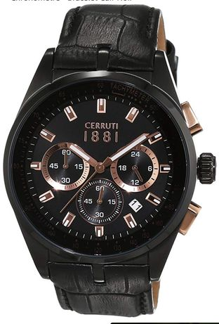 Cerruti 1881 Black Mate