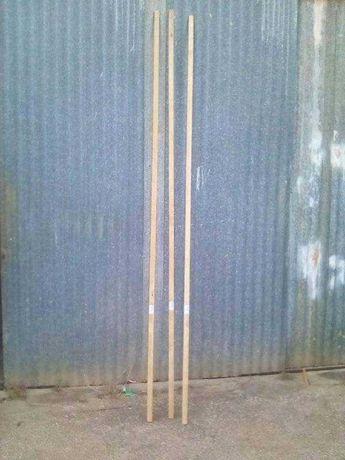 Tiras/barrotes de madeira
