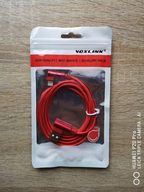 VOXLINK kabel USB 5V 2.4A iPhone iPad