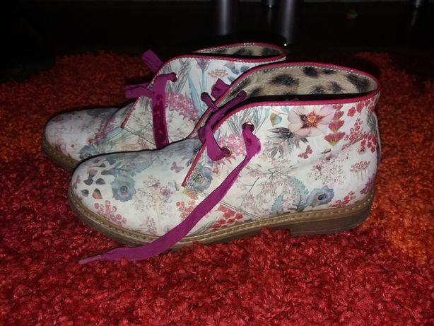 Деми ботинки Roberto Cavalli размер 31