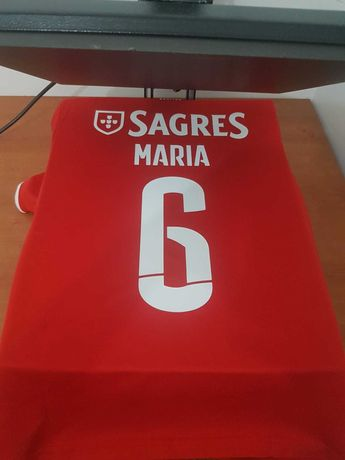 T-shirt SL Benfica ( Personalizo )