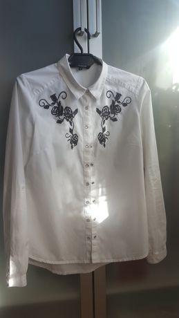 Koszula biała damska rozm 34