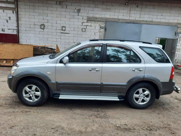 Продам авто (автомобиль) КИА Соренто, 3,3, АКП, полный привод, бен/газ