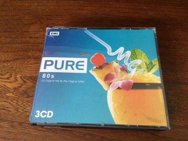 Various – Pure 80s