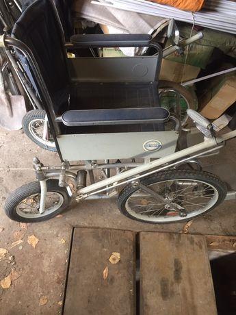 Инвалидная коляска велосипед