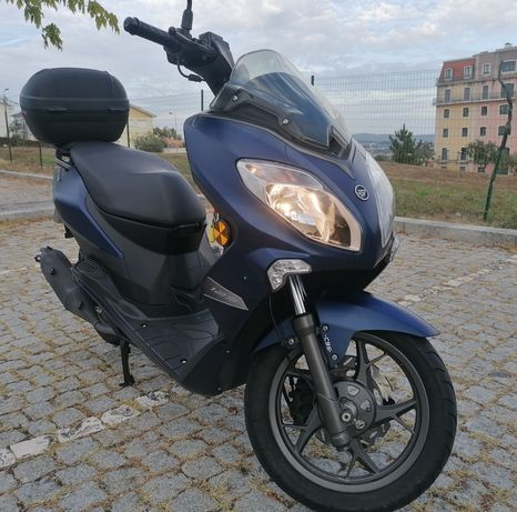 Scooter Keeway silverblade 125 cc