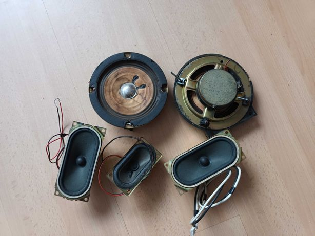 Głośniki z odzysku
