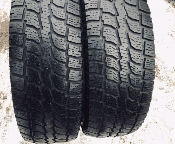 Cooper 235/65r17 2 шт зима резина шины б/у склад