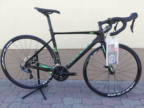 Rower Szosowy carbon Kellys URC50 105 ultegra tarcze rozm 52 M szosa
