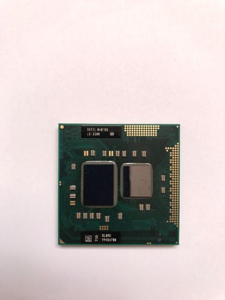 Intel i3-330M для ноутбука