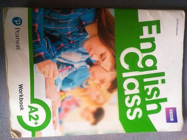 Workbook ćwiczenia English Class wypełnione Pearson
