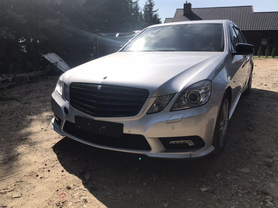 Mercedes W212 Części Karoseryjne Drzwi Zderzak Łęczna - image 1