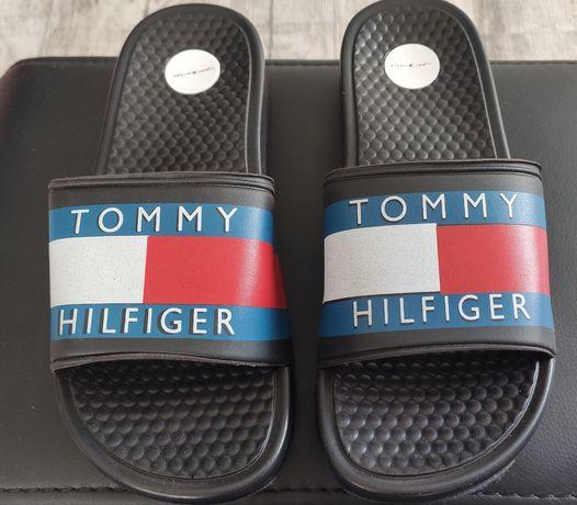 Klapki Tommy Hilfiger 37,38,39,PROMOCJA