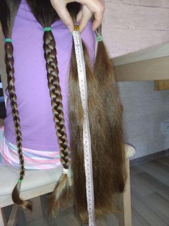 Włosy naturalne słowiańskie dziewicze świeżo ścięte >40cm