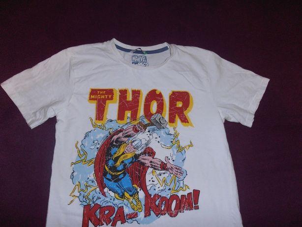 Bluzka chłopięca, aplikacja Thor, Reserved, 164