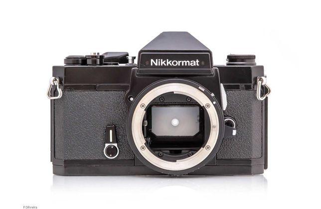 Nikon Nikkormat FT3 black – c/ Revisão!