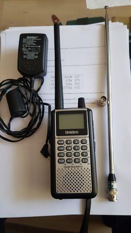 Радиосканер Uniden 396 XT