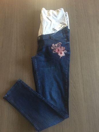 Spodnie ciążowe Esmara rozm. 42