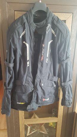 MODEKA X-ROAD PRO Sprzedam Kurtka(L), Spodnie(XL), Rękawiczki(9)