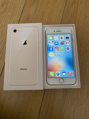 iPhone 8 Rosa Gold 64Gb Desbloqueado como novo