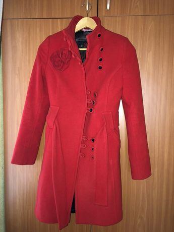 Пальто демисезонное S
