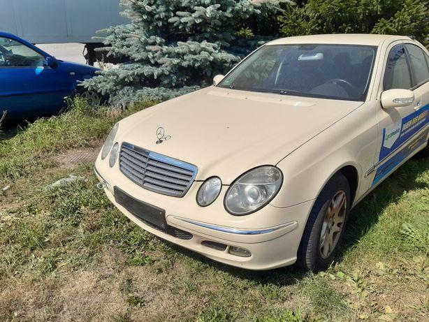 Mercedes 220 Cdi W211