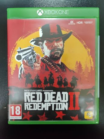 Red Dead Redemption II 2 PL Xbox One