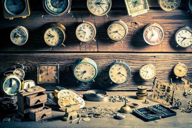Ремонт часов.замена эл.питания(батареек)