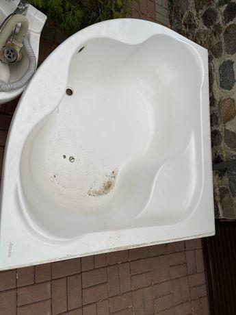 Ванна угловая ravak