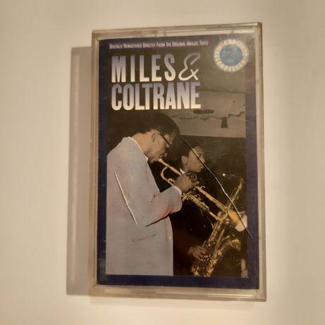 Miles Davis & John Coltrane kaseta