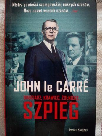 John le Carre - Druciarz, krawiec, żołnierz, szpieg.