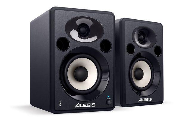 Monitores Alesis elevate 5