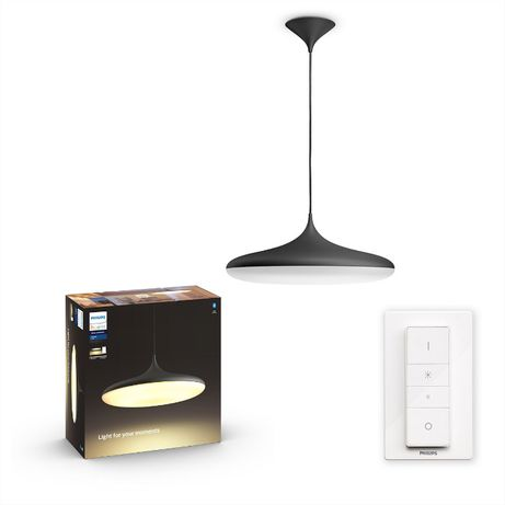 Candeeiro Philips Cher Hue LED BLUETOOTH