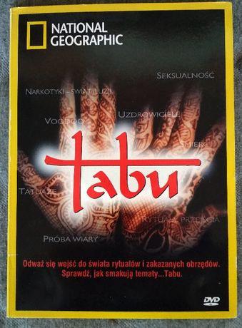TABU - DVD National Geografhic