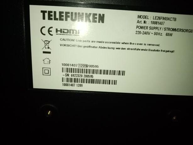 Telefunken LE26F965KCTB