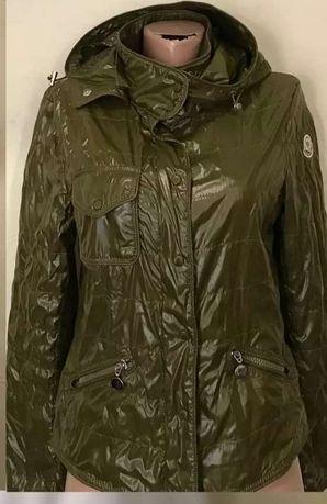 Фирменная легкая куртка, ветровка Moncler Оригинал