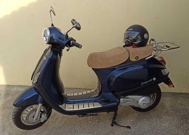 Scooter Neco Azzuro 125