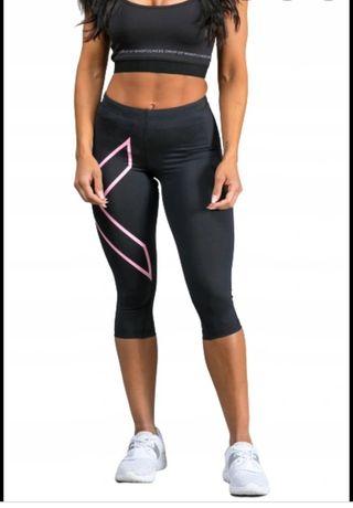 2XU legginsy sportowe kompresja fitness rozmiar S jak nowe