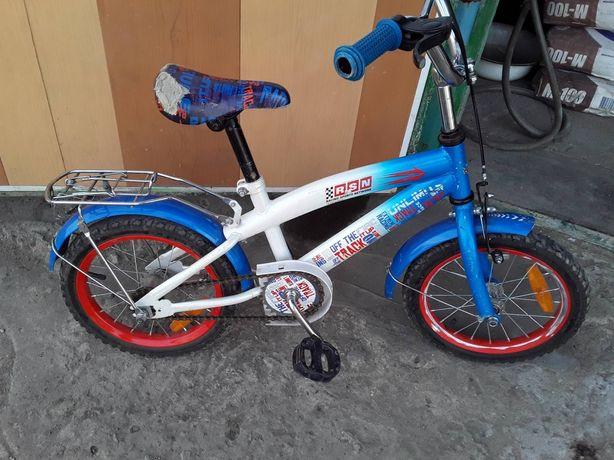 Велосипед детский, колёса 14 дюймов 300 грн