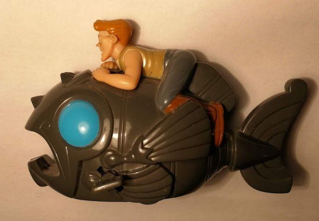 "Майло из м/ф ""Атлантида"" игрушка из МакДональдз"