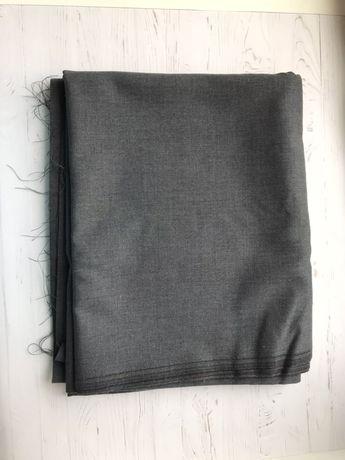 Отрез ткани - костюмная шерсть 150х250 см