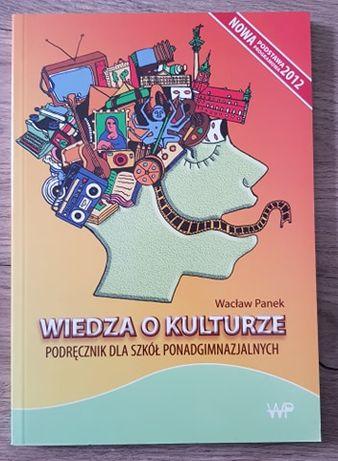 Podręcznik Wiedza o kulturze szkoła ponadgimnazjalna