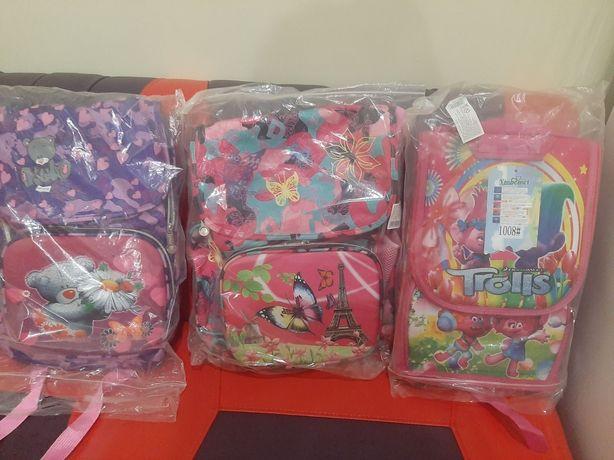 Рюкзак шкільний каркасний