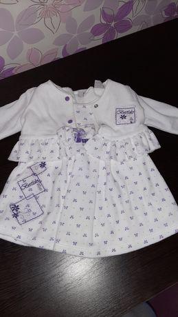 Продам платье на малышку