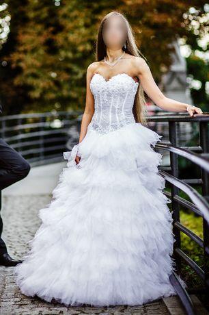 Suknia Ślubna z salonu Loretta