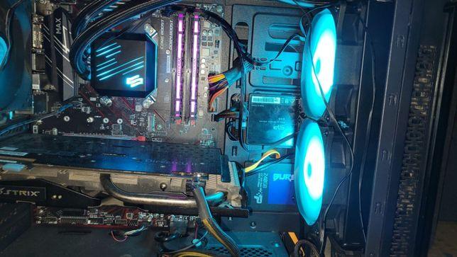 Komputer Ryzen 5 1600af/MSI B450/GTX 970/16GB/1TB+120SSD+240SSD