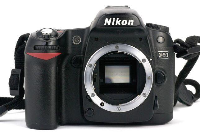 Срочно продам Nikon D80